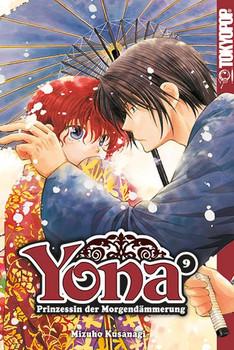 Yona - Prinzessin der Morgendämmerung 09 - Mizuho Kusanagi  [Taschenbuch]