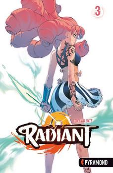 Radiant 3 - Tony Valente  [Taschenbuch]