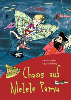Chaos auf Melele Pamu - Simak Büchel  [Gebundene Ausgabe]