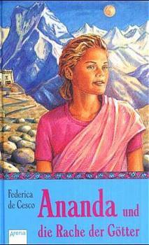 Ananda und die Rache der Götter - Federica De Cesco