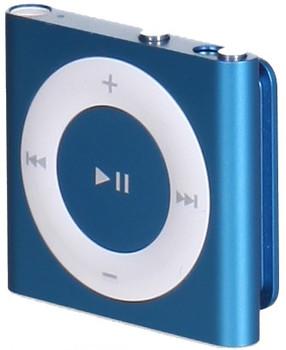 Apple iPod shuffle 4G 2GB blauw