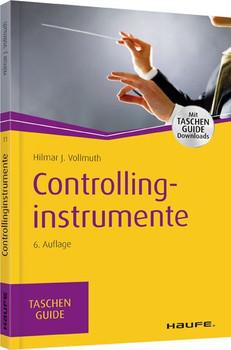 Controllinginstrumente - J. Hilmar Vollmuth  [Taschenbuch]