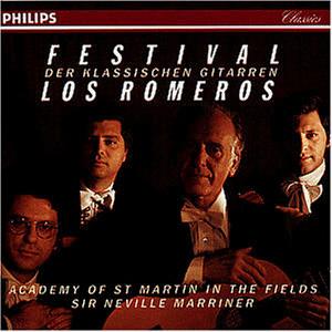 Los Romeros - Festival der klassischen Gitarren [3 CDs]