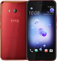 HTC U11 64 Go rouge
