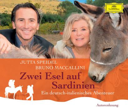 Jutta Speidel - Zwei Esel auf Sardinien