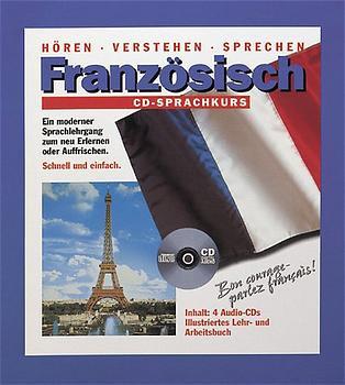 Französisch. CD- Sprachkurs. 4 CDs