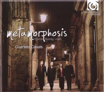 Cuarteto Casals - Metamorphosis