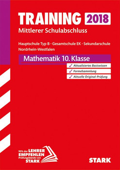 Training Mittlerer Schulabschluss Hauptschule Typ B / Gesamtschule EK / Sekundarschule NRW - Mathematik [Taschenbuch]