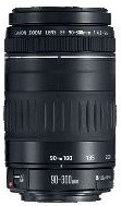 Canon EF 90-300 mm F4.5-5.6 58 mm Obiettivo (compatible con Canon EF) nero