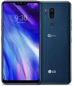 LG LMG710 G7 ThinQ 64 Go bleu