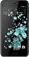 HTC U Play Dual SIM 32GB negro brillante
