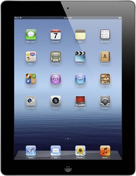 "Apple iPad 4 9,7"" 32GB [wifi + cellular] zwart"