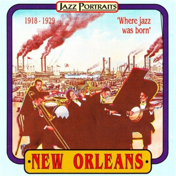 Amstrong - New Orleans-Where Jazz Was B