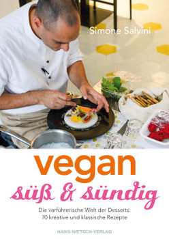 Vegan, süß & sündig - Simone Salvini
