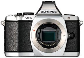 Olympus E-M5 OM-D gris