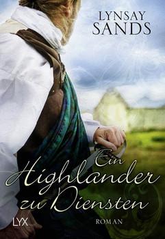 Ein Highlander zu Diensten - Lynsay Sands  [Taschenbuch]