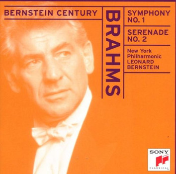 Leonard Bernstein - Sinfonie 1 / Serenade 2