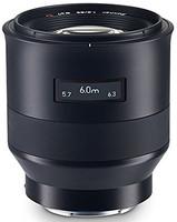 Zeiss Batis 85 mm F1.8 67 mm filter (geschikt voor Sony E-mount) zwart