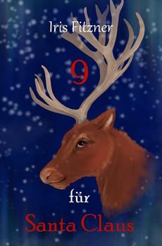 9 für Santa Claus - Iris Fitzner  [Taschenbuch]