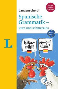 Langenscheidt Spanische Grammatik - kurz und schmerzlos - Buch mit Übungen zum Download - Begoña Prieto Peral  [Taschenbuch]