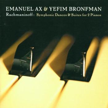 Yefim Bronfman Emanuel Ax - Rachmaninoff: Suites 1 &