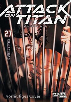 Attack on Titan 27 - Hajime Isayama  [Taschenbuch]