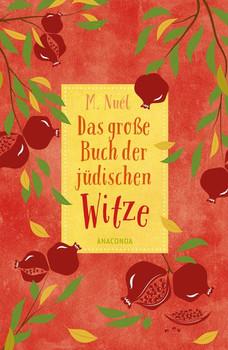 Das große Buch der jüdischen Witze - M. Nuél  [Gebundene Ausgabe]