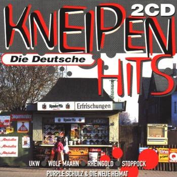Various - Kneipen Hits-die Deutsche [2 CDs]