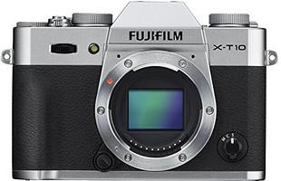 Fujifilm X-T10 gris