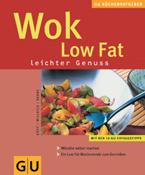 Wok Low fat. GU KüchenRatgeber - Elisabeth Döpp