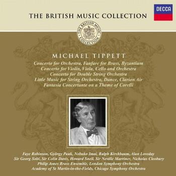 Georg Solti - Tippett,Michael: Works