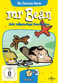 Mr. Bean - Die Cartoon-Serie 3
