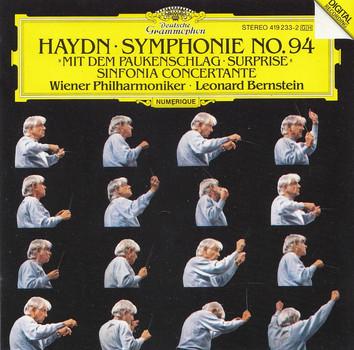 Wiener Philharmoniker - Leonard Bernstein: Haydn Symphonie No. 94