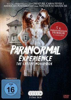 Paranormal Experience - The Creepy Movie-Box [5 DVDs]