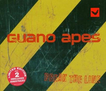 Guano Apes - Break the Line-Ltd.Digipac