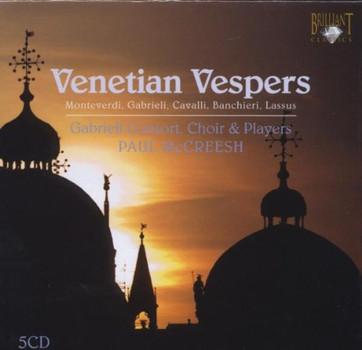Gabrieli Consort - Venetian Vespers