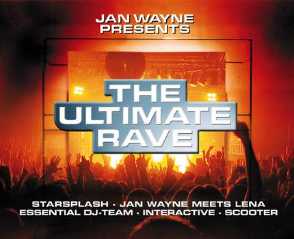 Various - Jan Wayne Presents the Ultimate Rave