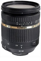 Tamron SP AF 17-50 mm F2.8 ASL Di IF LD VC XR II 72 mm filter (geschikt voor Canon EF) zwart