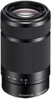Sony E 55-210 mm F4.5-6.3 49 mm filter (geschikt voor Sony E-mount) zwart