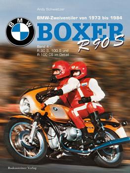 Bmw Boxer Band 4 R90s R100 Und R100cs Schutzer Andy Gebraucht