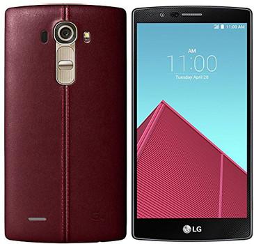 LG H815 G4 32GB leer rood