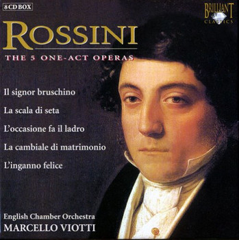 Various - Rossini: the One-Act Operas 8-