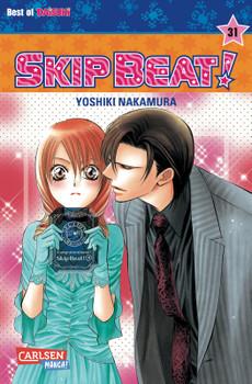 Skip Beat!, Band 31 - Nakamura, Yoshiki