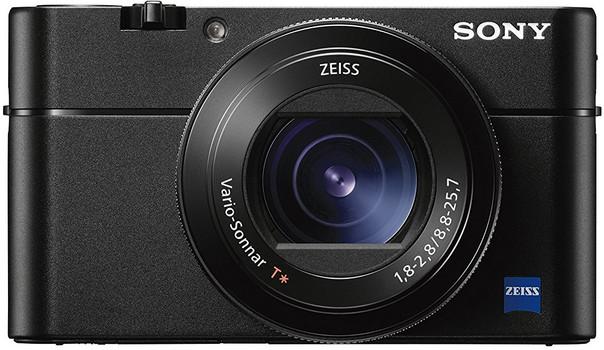 Sony Cyber-shot RX100 V negro