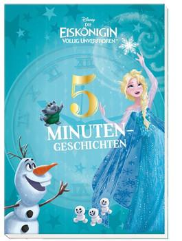 Disney Die Eiskönigin: 5-Minuten Geschichten [Taschenbuch]