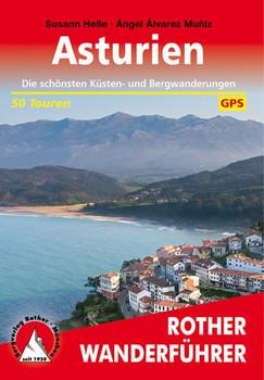 Asturien. Die schönsten Küsten- und Bergwanderungen. 50 Touren. Mit GPS-Tracks - Susann Heße  [Taschenbuch]
