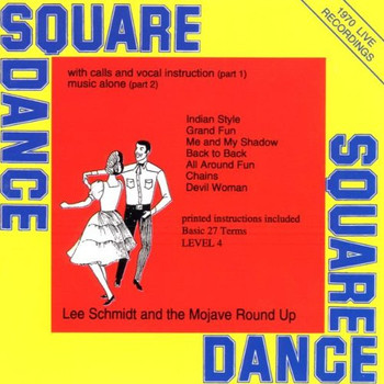 l.& the Mojave Round Up Schmidt - Square Dance Basic 27 Terms L4