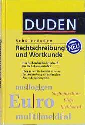 (Duden) Schülerduden, Rechtschreibung und Wortkunde, neue Rechtschreibung - Matthias Wermke