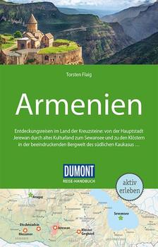 DuMont Reise-Handbuch Reiseführer Armenien. mit Extra-Reisekarte [Taschenbuch]