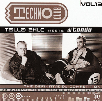 Various - Techno Club Vol.13